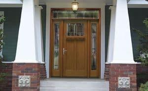 Therma Tru Entry Door Dealer KCMO Blue Springs Siding & Windows