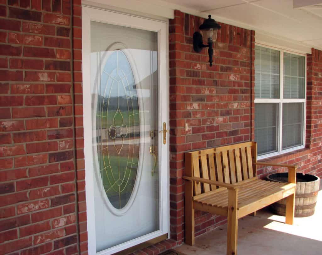 Best Storm Doors Company Kansas City Blue Springs Siding & Windows