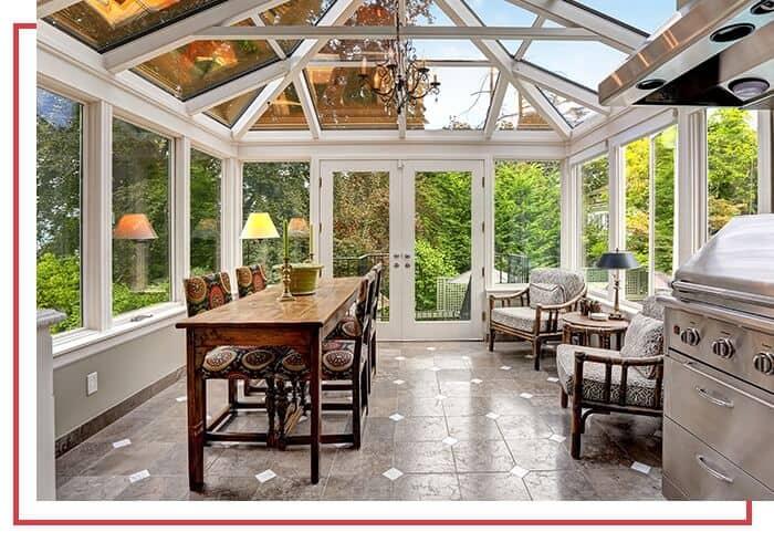 Best Sunroom Installation Services Kansas City MO Blue Springs Siding & Windows